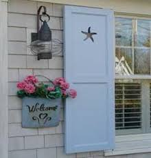 exterior window shutters with decorative cutouts. top starfish shutter coastal living pinterest stella di mare with decorative exterior shutters window cutouts