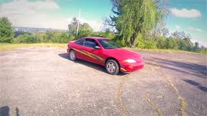 1999 Chevrolet Cavalier - The 30 Second Review - YouTube