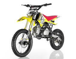 apollo rfz racing db x18 125cc dirt bike