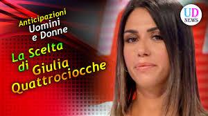 Anticipazioni Uomini e Donne, Trono Classico: La Scelta di ...