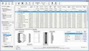 Flange Focal Distance Chart Osn Machvis Free Machine Vision Lens Calculator Rogonar