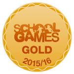 Image result for School Games gold logo