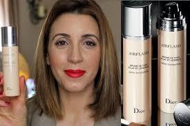 dior airflash foundation review demo you dior airbrush makeup