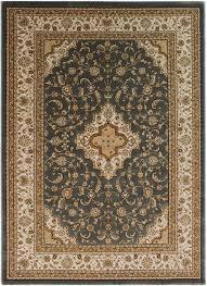 ottoman temple grey rug