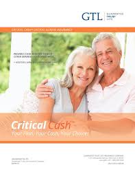 Guarantee trust life posted record operating gains in the year 2016, making the company's overall financial condition the strongest that it has ever had in its 80+ year history. Https Goldencareagent Com Wp Content Uploads 2020 09 Critical Cash V0920 Jc Pdf