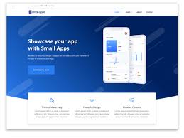 download template for website in php 012 template ideas small apps app landing php dynamic