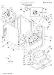Roper dryer wiring diagram kgt
