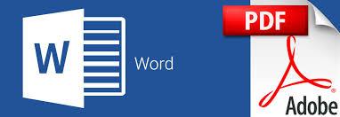 Curriculum Vitae En Word O En Pdf Que Formato Para Mi Cv