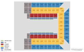 Royal Arena Seating Chart 60 Correct Royal Farms Seating View