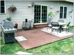 patio concrete patio paint color ideas free wet pa