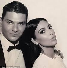 kim kardashian and makeup artist mario dedivanovic bridal beauty for under 200