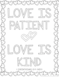 Bible Verse Coloring Pages For Kids At Getdrawingscom Free For