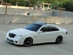 2003 Mercedes Benz E55 AMG - WHITE & MODDED - MBWorld.org Forums