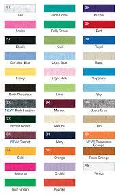 Gildan Shirt Color Chart 2016 Gildan Dryblend T Shirt Quick T Shirts Custom Print
