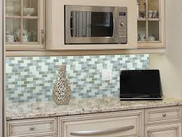 kitchen blue glass backsplash. Image Of: Blue Glass Tile Kitchen Backsplash B