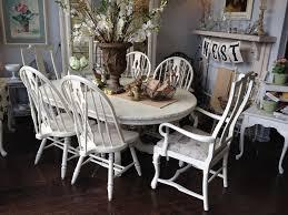 Leather Cotton Ladder Grey Counter Height Chalk Paint Kitchen