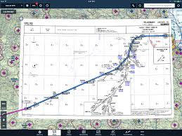 Flying With Jepp Charts In Foreflight Version 9 2 Ipad