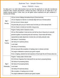 Sample Itinerary Forms Free Excel Spreadsheet Templates Vacation Itinerary Template Word