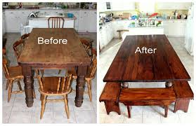 Home Made Kitchen Table Kitchen Table Ideas On Kitchen Design Ideas In Homemade Kitchen