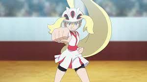 Korrina (anime) | Pokémon Wiki