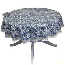 bedding fabulous blue round tablecloth 70 inch dining table gingham unique excellent 9 navy of images