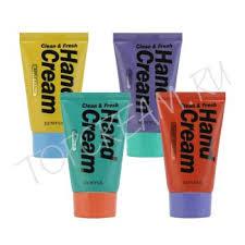 <b>EUNYUL Clean &</b> Fresh Hand <b>Cream</b> - <b>Крем</b> для рук с ...