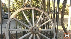 how to make a wagon wheel chandelier how to make a wagon wheel
