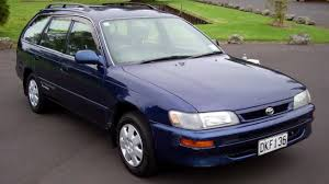 1996 Toyota Corolla L Touring Wagon $1 NO RESERVE!!! $Cash4Cars ...