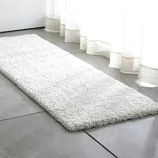 white cotton runner rug rugs furniture perfect with decoration navy blue and white runner rug
