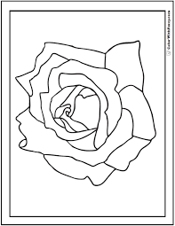 There are many categories of coloring pictures and kids coloring sheets to choose from. 73 Rose Coloring Pages Customize Pdf Printables