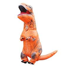 Inflatable Suit <b>Dinosaur Halloween Adult</b> Child Clothing ...