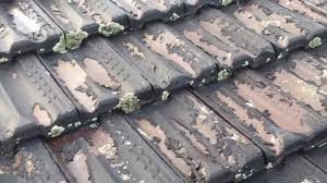 roof restoration sydney west gone bad failure on terracotta roof tiles you