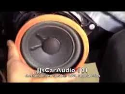 jbl 86160 ac180. checking blown speaker 2005 toyota prius with jbl audio jbl 86160 ac180 o