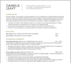 Visual Retail Design Resume Brooklyn Resume Studio Job Hunt Gorgeous Constructing A Resume