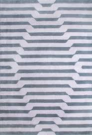 foreign accents gray wool rug 2