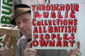 The Double Negative » The Big Interview: Bob and Roberta Smith
