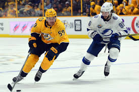 Nashville Predators At Tampa Bay Lightning Preview Sunbelt