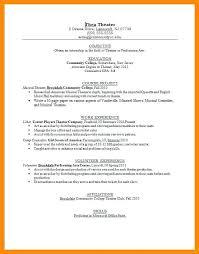 Resume Example For Teenager 40 Teenage Resume Examples High School Fascinating Teenage Resume For First Job
