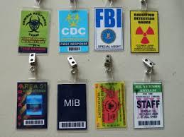 Costume security Iron Badges Ebay stark Halloween Man Id Prop Movie Industries -
