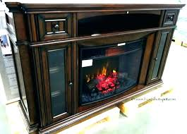 electric fireplace tv stand white wood electric fireplace stand alder wood real flame fresno electric fireplace