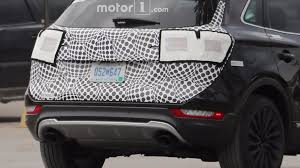 2018 lincoln mkc spy shots. delighful lincoln lincoln mkc spy shots intended 2018 lincoln mkc spy shots