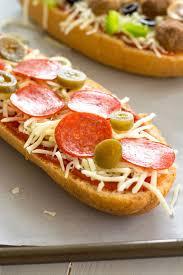 homemade french bread pizza. Unique Pizza Homemade French Bread Pizza To B