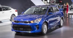 2018 kia blue. beautiful 2018 2018 kia rio sedan intended kia blue