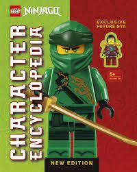 Character Encyclopedia New Edition | Ninjago Wiki