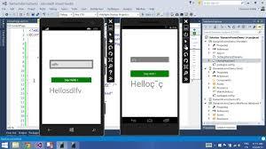 Xamarin Forms Designer Visual Studio Xamarin Forms With Visual Studio Part 3 Ui Properties