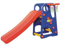 kids indoor plastic slide