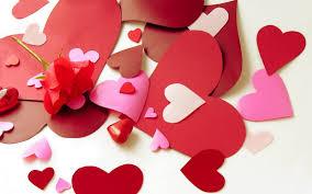 hd love heart wallpaper image