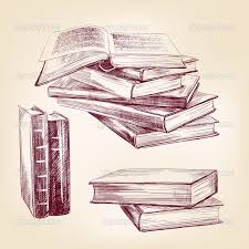 realistic book drawing 34 best still life ideas stack of books images on of realistic