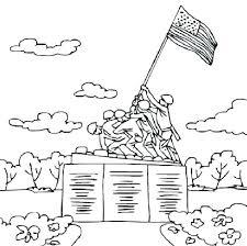 lincoln memorial coloring page memorial coloring page also memorial coloring page memorial marines free printable coloring