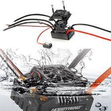 <b>HobbyWing EZRUN WP-SC8</b> WaterProof 120A Brushless ESC for ...
